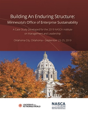 Building An Enduring Structure: Minnesota's Office of Enterprise Sustainability