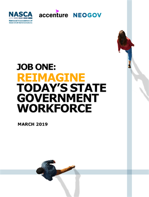 Job One: Reimagine Today's State Government Workforce